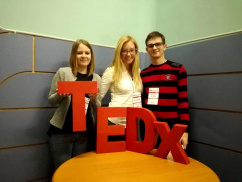 TEDx Debrecen 2017 and the English Majors